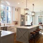 50 Cozy Farmhouse Kitchen Design and Decor Ideas (48)