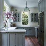 50 Cozy Farmhouse Kitchen Design and Decor Ideas (49)
