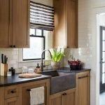 50 Cozy Farmhouse Kitchen Design and Decor Ideas (9)
