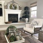50 Cozy Farmhouse Living Room Design And Decor Ideas (47)