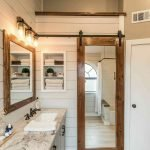 60 Stunning Farmhouse Bathroom Decor and Design Ideas (11)
