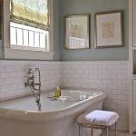 60 Stunning Farmhouse Bathroom Decor and Design Ideas (12)