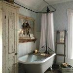 60 Stunning Farmhouse Bathroom Decor and Design Ideas (18)