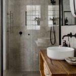 60 Stunning Farmhouse Bathroom Decor and Design Ideas (24)