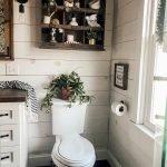 60 Stunning Farmhouse Bathroom Decor and Design Ideas (3)