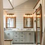 60 Stunning Farmhouse Bathroom Decor and Design Ideas (30)