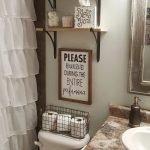 60 Stunning Farmhouse Bathroom Decor and Design Ideas (4)