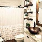 60 Stunning Farmhouse Bathroom Decor and Design Ideas (5)