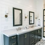 60 Stunning Farmhouse Bathroom Decor and Design Ideas (56)
