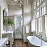 60 Stunning Farmhouse Bathroom Decor and Design Ideas (58)