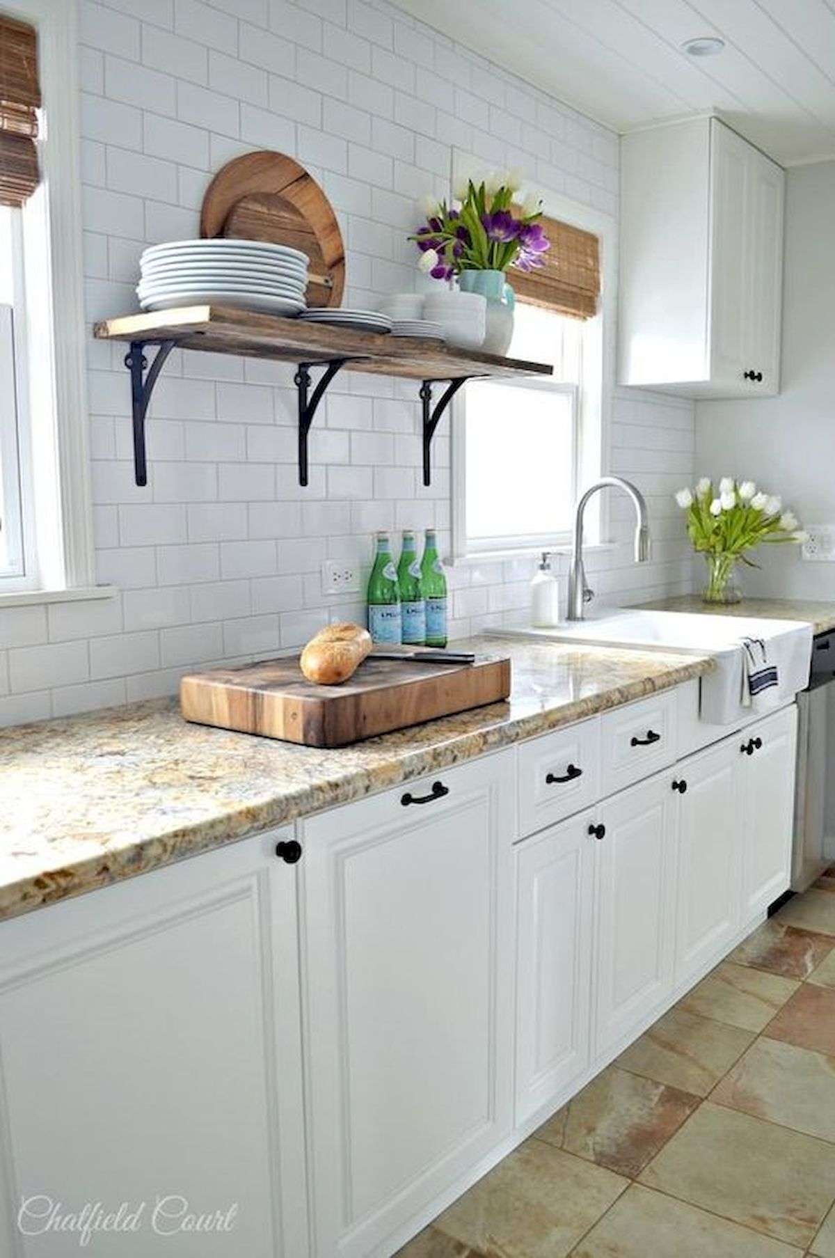 30 Awesome Wall Decoration Ideas For Kitchen (2)