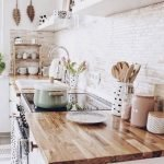 30 Awesome Wall Decoration Ideas For Kitchen (24)