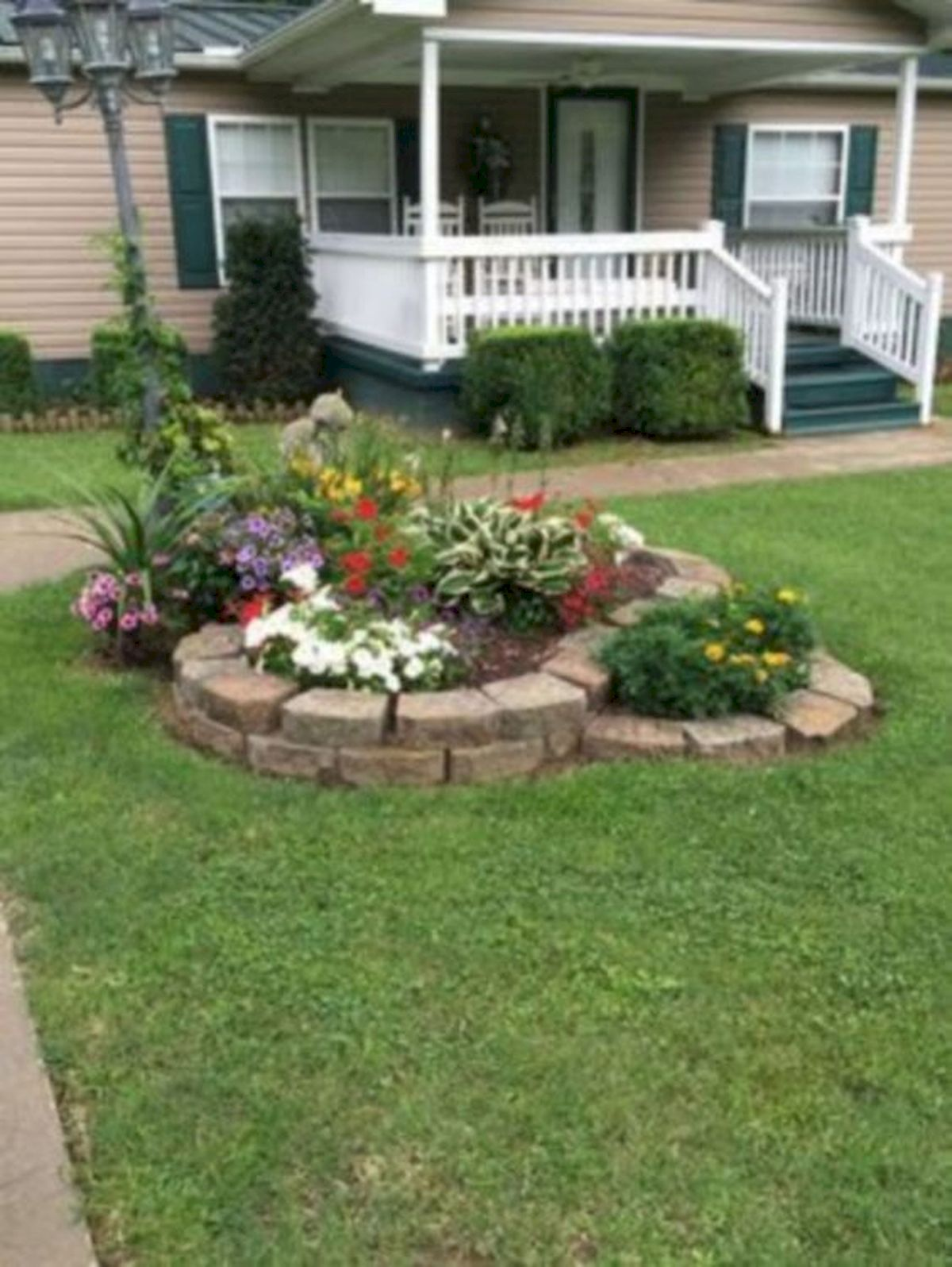 35 Awesome Front Yard Garden Design Ideas 32 House8055 Com