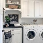 40 Cozy Laundry Room Design and Decor Ideas for Your Home (1)