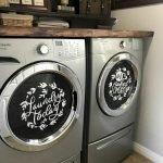 40 Cozy Laundry Room Design and Decor Ideas for Your Home (13)