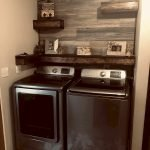 40 Cozy Laundry Room Design and Decor Ideas for Your Home (15)