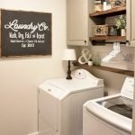 40 Cozy Laundry Room Design and Decor Ideas for Your Home (17)