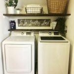 40 Cozy Laundry Room Design and Decor Ideas for Your Home (23)