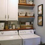 40 Cozy Laundry Room Design and Decor Ideas for Your Home (24)