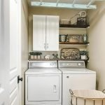 40 Cozy Laundry Room Design and Decor Ideas for Your Home (27)