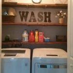 40 Cozy Laundry Room Design and Decor Ideas for Your Home (29)
