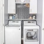 40 Cozy Laundry Room Design and Decor Ideas for Your Home (31)