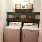 40 Cozy Laundry Room Design and Decor Ideas for Your Home (32)