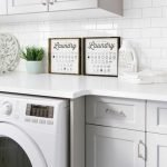 40 Cozy Laundry Room Design and Decor Ideas for Your Home (35)