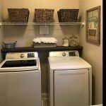 40 Cozy Laundry Room Design and Decor Ideas for Your Home (37)