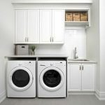 40 Cozy Laundry Room Design and Decor Ideas for Your Home (38)