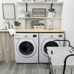 40 Cozy Laundry Room Design and Decor Ideas for Your Home (8)