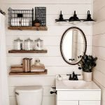 50 Awesome Wall Decoration Ideas for Bathroom (41)