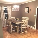 50 Awesome Wall Decoration Ideas For Dinning Room (13)
