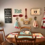 50 Awesome Wall Decoration Ideas For Dinning Room (21)