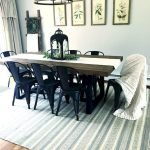 50 Awesome Wall Decoration Ideas For Dinning Room (24)