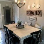 50 Awesome Wall Decoration Ideas For Dinning Room (25)
