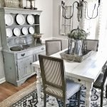50 Awesome Wall Decoration Ideas For Dinning Room (32)