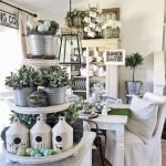 50 Awesome Wall Decoration Ideas For Dinning Room (33)