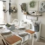 50 Awesome Wall Decoration Ideas For Dinning Room (44)