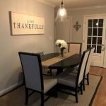 50 Awesome Wall Decoration Ideas For Dinning Room (5)