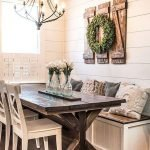 50 Awesome Wall Decoration Ideas For Dinning Room (6)