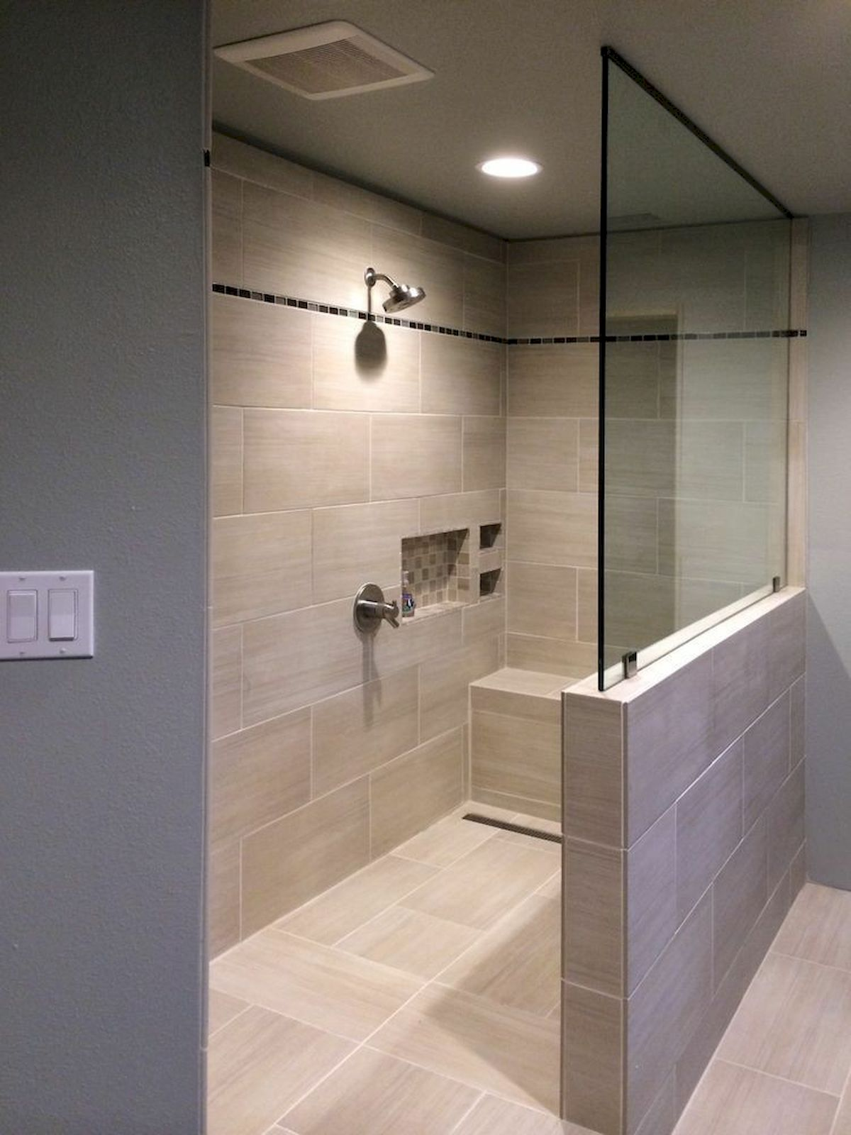 50 Cool Shower Design Ideas For Your Bathroom (2)
