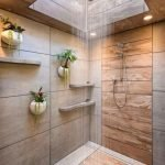 50 Cool Shower Design Ideas for Your Bathroom (24)