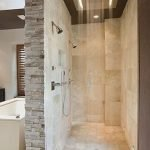 50 Cool Shower Design Ideas for Your Bathroom (42)