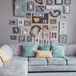 70 Awesome Wall Decoration Ideas For Living Room (22)