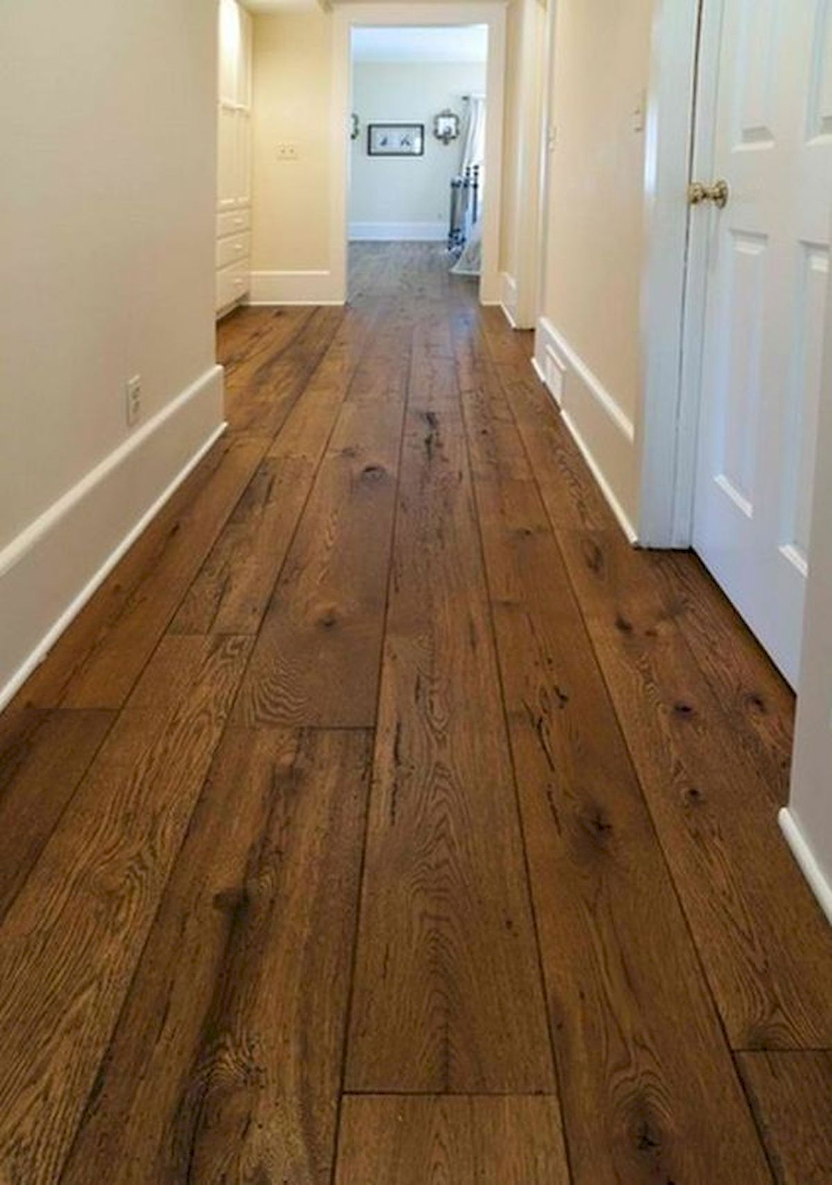 80 Gorgeous Hardwood Floor Ideas for Interior Home (41)