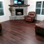 80 Gorgeous Hardwood Floor Ideas for Interior Home (45)