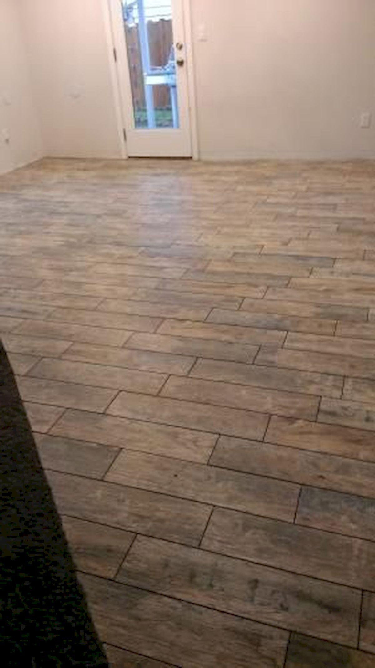 80 Gorgeous Hardwood Floor Ideas for Interior Home (48)