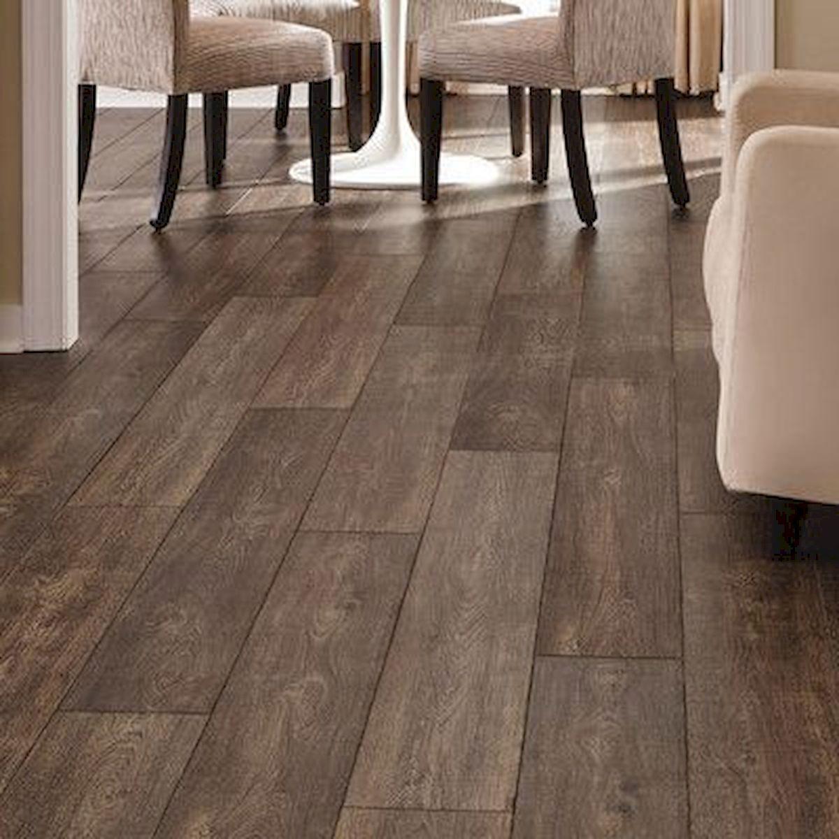 80 Gorgeous Hardwood Floor Ideas for Interior Home (57)