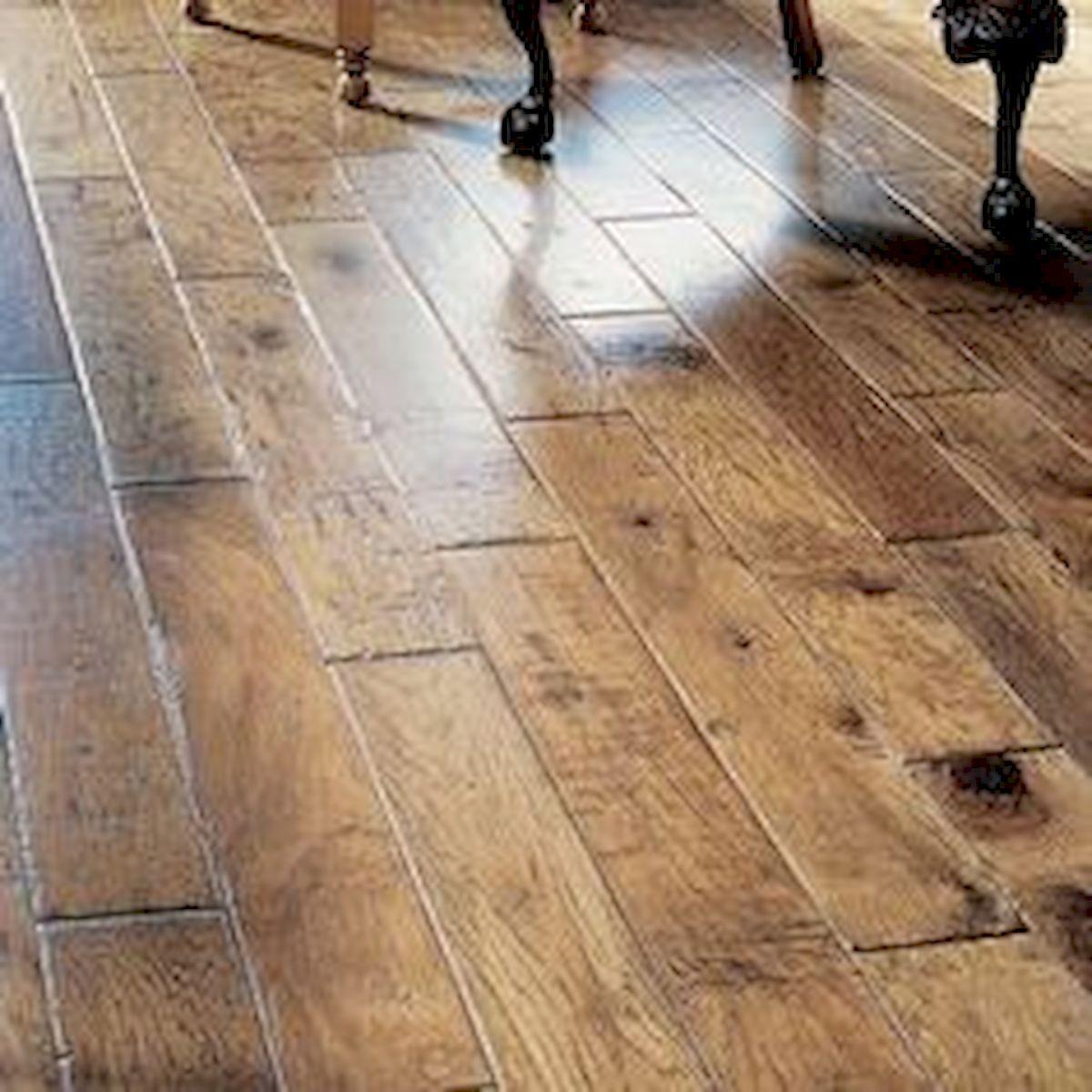 80 Gorgeous Hardwood Floor Ideas for Interior Home (64)